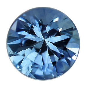 Over 6.0mm Round Medium Blue Montana Sapphire